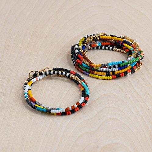Handmade Beaded Bracelets - NM Made