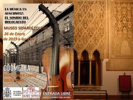 """Dúo Metha en el Museo Sefardí de Toledo: """"la música es el mayor vehículo de comunicación"""""""
