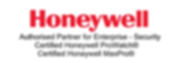 Honeywell logo certification and authorise partner pro-watch