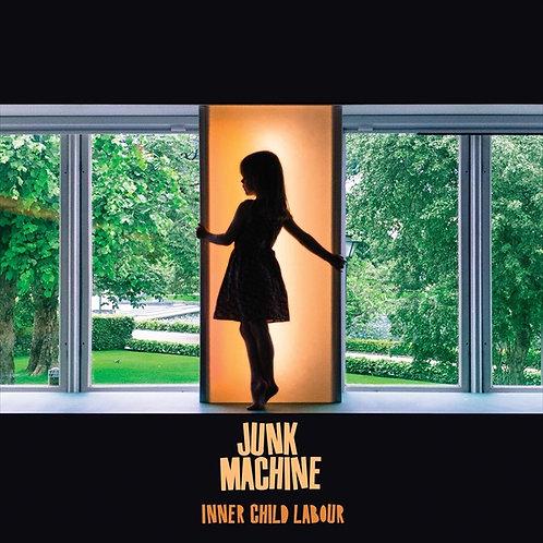 Junk Machine - Inner Child Labour - LP (w/CD)