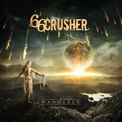 66crusher - Wanderer (CD)