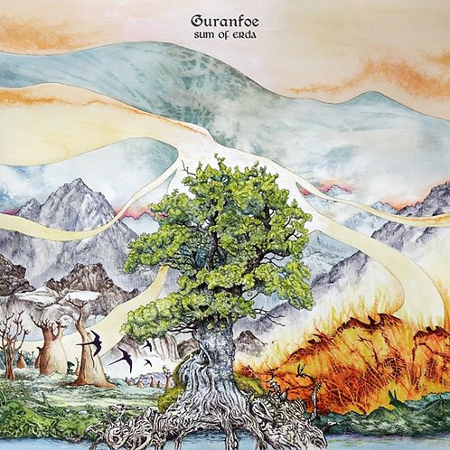 Guranfoe - Sum of Erda - CD