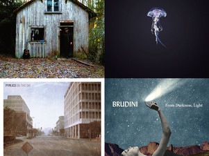Four Fall releases - Prog, avant-garde and Swedish melancholy