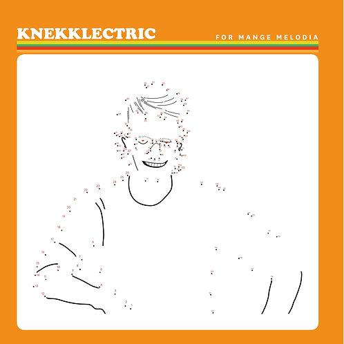 Knekklectric - For mange Melodia - CD