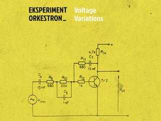 New release: Eksperiment Orkestron
