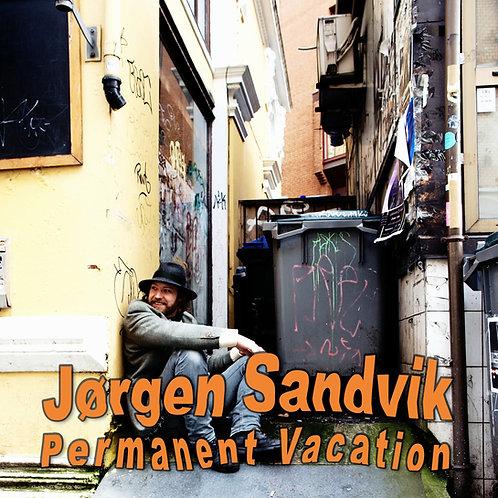 Jørgen Sandvik - Permanent Vacation - CD