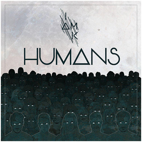 I am K - Humans - ltd green LP