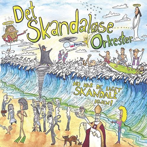 Det Skandaløse Orkester - No har de laget Skandale igjen! CD