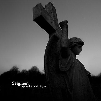"Seigmen - Agnus Dei /  Mot i Brystet 7"""