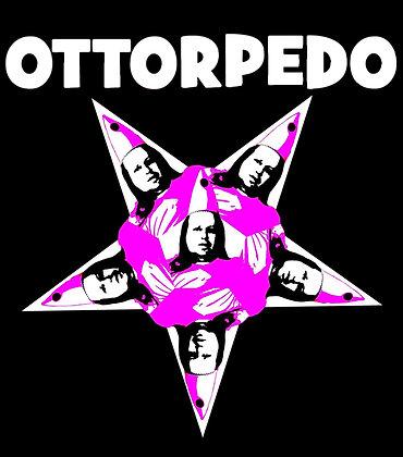 Ottorpedo - Pentagram T-shirt
