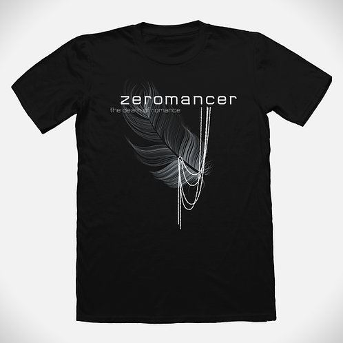 Zeromancer - The Death of Romance T-shirt