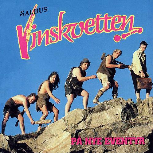 Vinskvetten - På Nye Eventyr - ltd LP