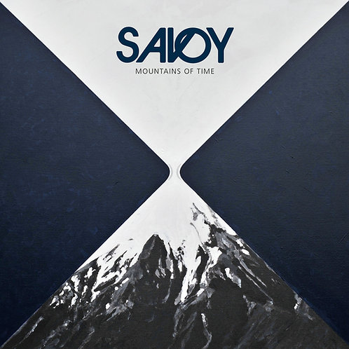 Savoy - Mountains of Time - LP (w/CD)