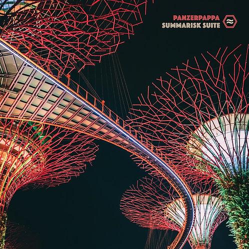 Panzerpappa - Summarisk Suite - Ltd LP (red vinyl)