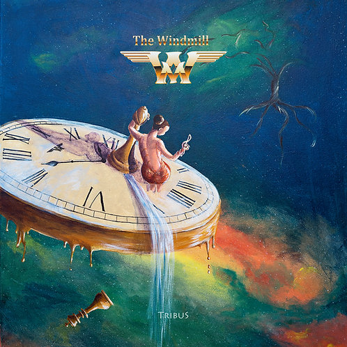 The Windmill - Tribus - CD