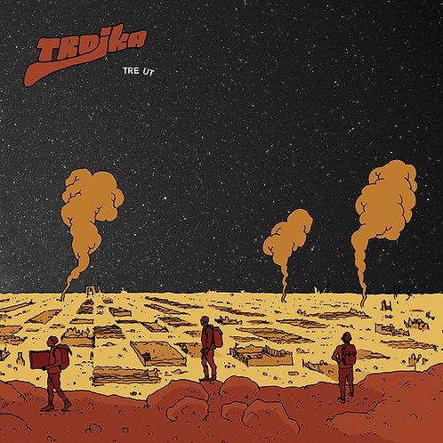 Trojka - Tre Ut - CD