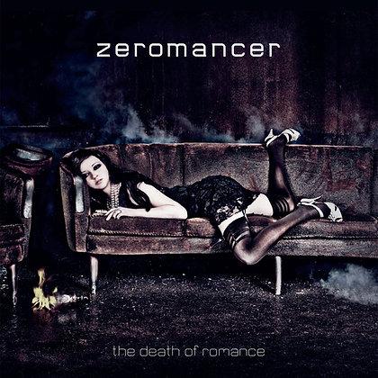 Zeromancer - The Death of Romance LP