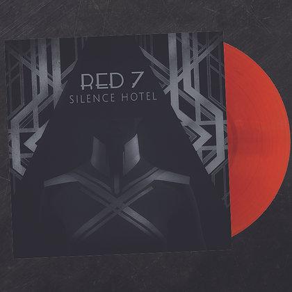"Red 7 - Silence Hotel - 12"" vinyl"