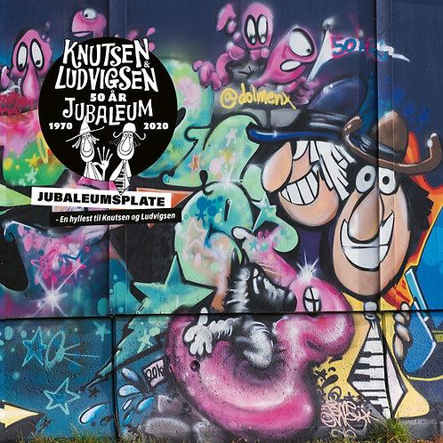V/A - Jubaleumsplate - En hyllest til Knutsen & Ludvigsen