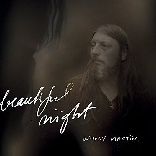Wholy Martin - Beautiful Night - CD