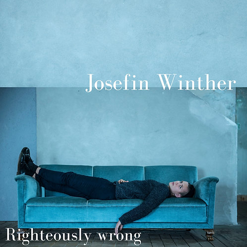 Josefin Winther - Righteously Wrong - CD