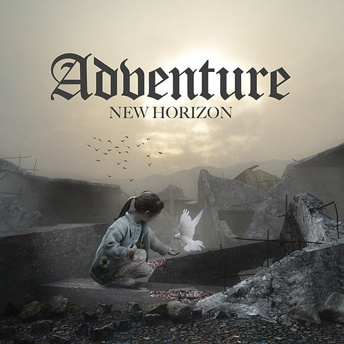Adventure - New Horizon - CD