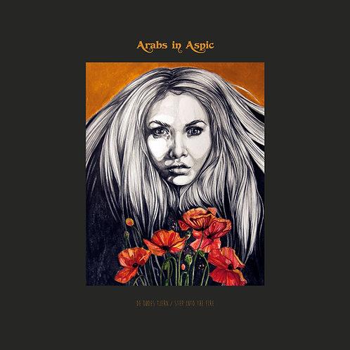 """Arabs in Aspic - De Dødes Tjern - 7"""" single"""