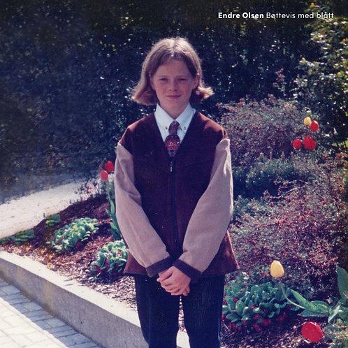 Endre Olsen - Bøttevis med Blått - CD