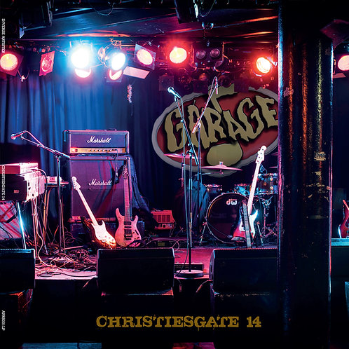 V/A: Christiesgate 14 - 2CD (Garage tribute)