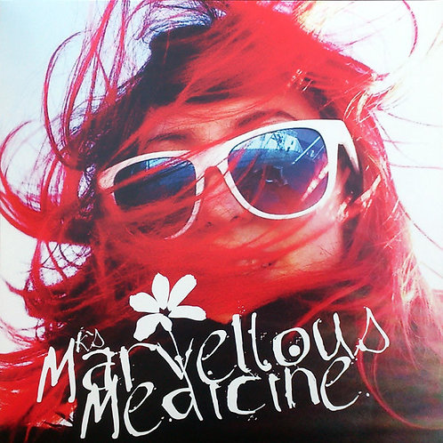 MK's Marvellous Medicine - s/t - LP (w/CD)