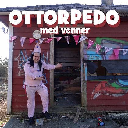 Ottorpedo Med Venner CD