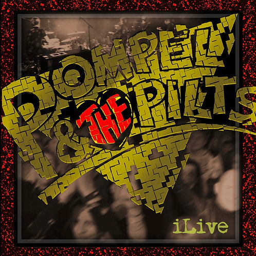 Pompel & The Pilts - iLive - Ltd LP