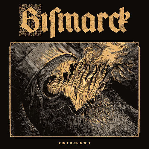 Bismarck - Oneiromancer - CD