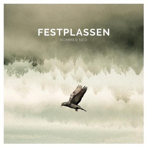 Festplassen - Kommer ned -LP