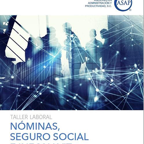 Nominas, Seguro Social e INFONAVIT en el entorno Covid-19