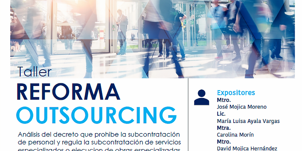 Reforma Outsorcing 2021