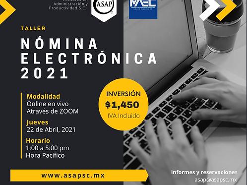 Nomina Electrónica 2021