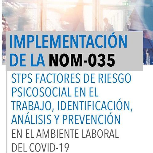 Implementación de la NOM-035 2020