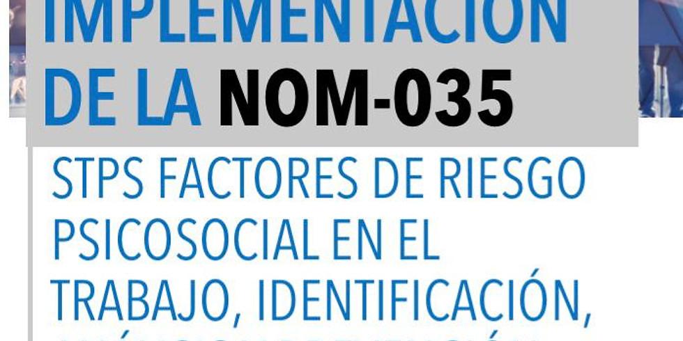 IMPLEMENTACIÓN DE LA NOM-035