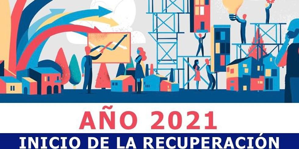 Año 2021 inicio de la recuperación: prepárate!