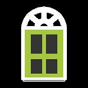 Powell Joinery Door Icon