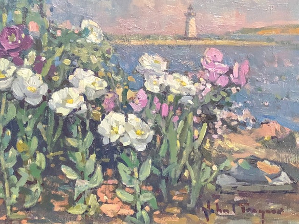 Flowers by the Bay, 2019