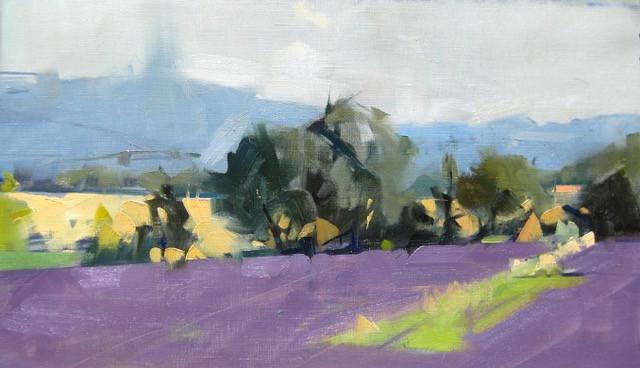 Lavender C, 2018