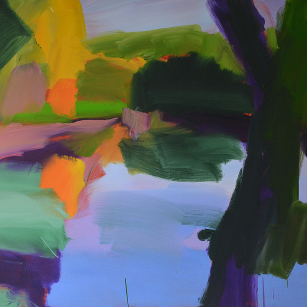 From the Boathouse 3 90 x 140 cm