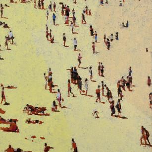 Shore I 130 x 110 cm