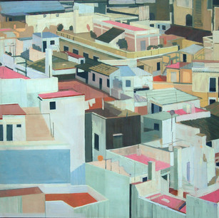 Seville 1 52 x 58 in