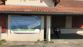 Internetversorgung in Randregionen der Gemeinden Guggisberg und Schwarzenburg mit Langstrecken-WLAN