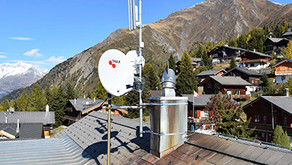 Langstrecken WLAN - connect366 in Rosswald und Rothwald verfügbar