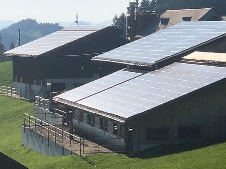 Ausbau in der Region Gais/Appenzell