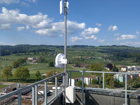 Internet für Randregionen Sempach, Neuenkirch, Hellbühl und Malters